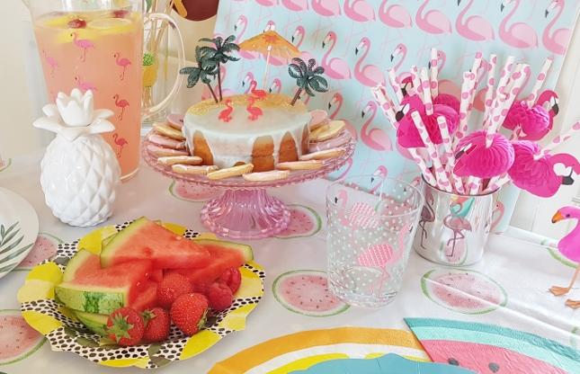 My Tropical Tea Party