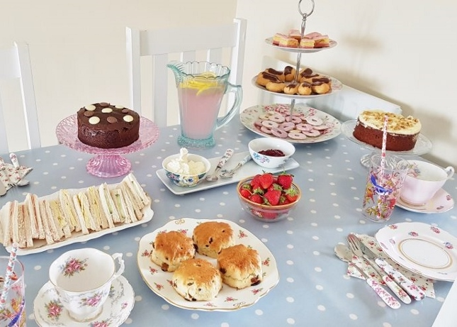 Top Tips for Hosting a Vintage Afternoon Tea Party