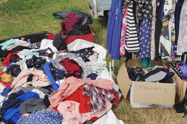 Top Tips for Selling at Car Boot Sales