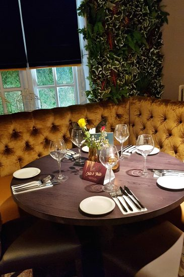 Review: The Black Horse, Great Linford