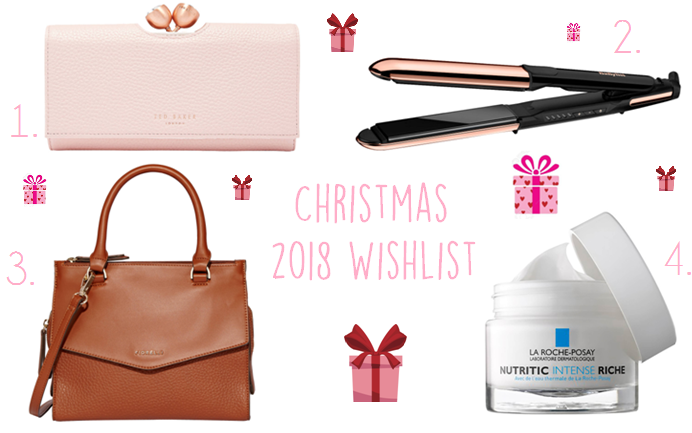 My Christmas 2018 Wishlist