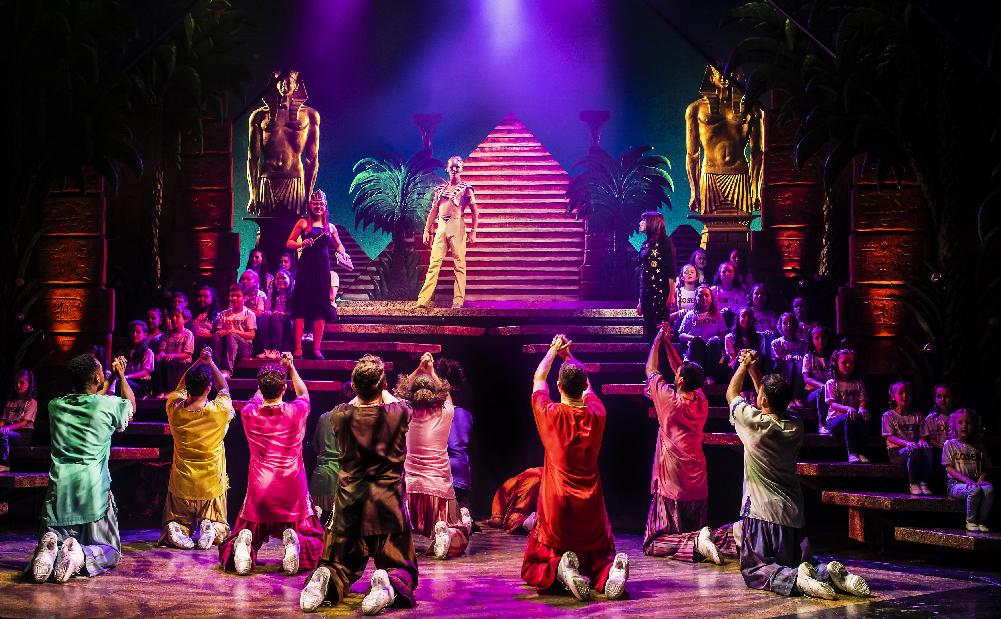 MK Theatre Presents: Joseph and the Amazing Technicolor Dreamcoat