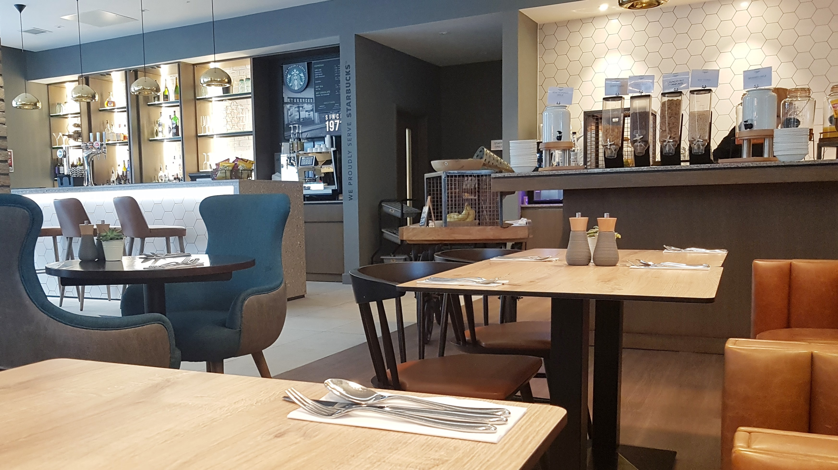 Travel: The Courtyard Marriott Hotel, Oxford