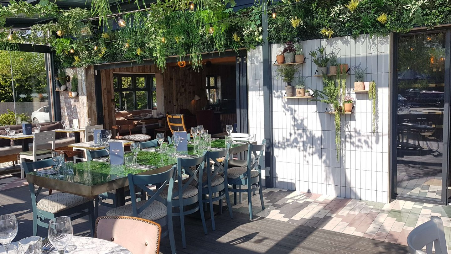 Review: The Lazy Pig in the Pantry, Chesham
