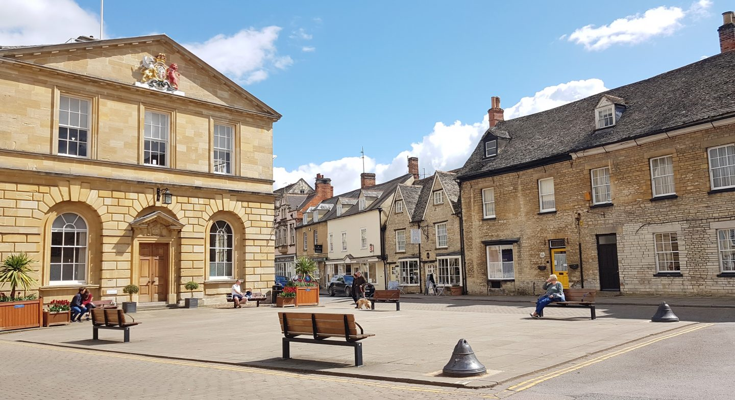 Travel: The Feathers Hotel in Woodstock, Oxfordshire