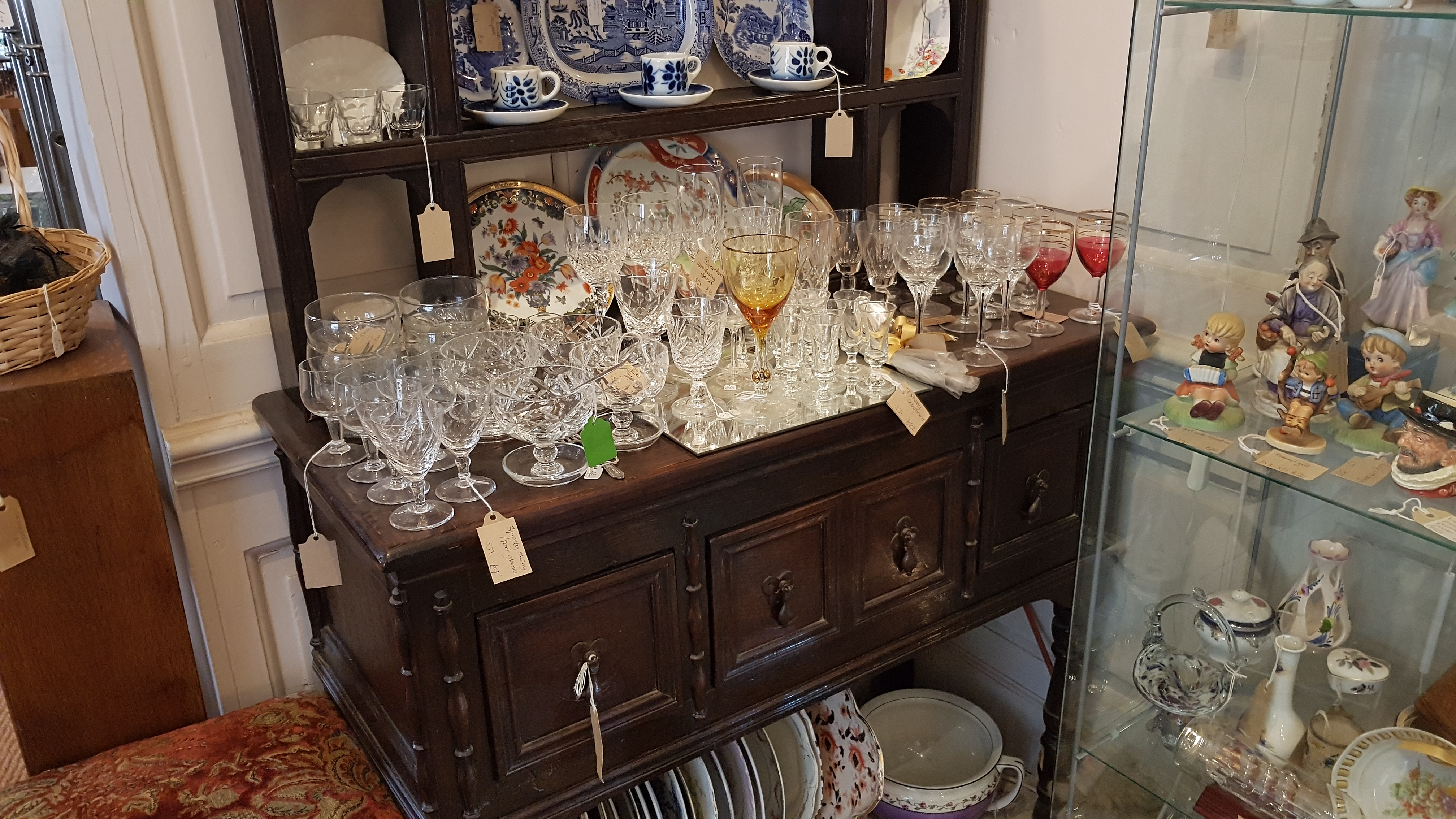 Treasure Hunting: Buying Antiques for Modern Homes *