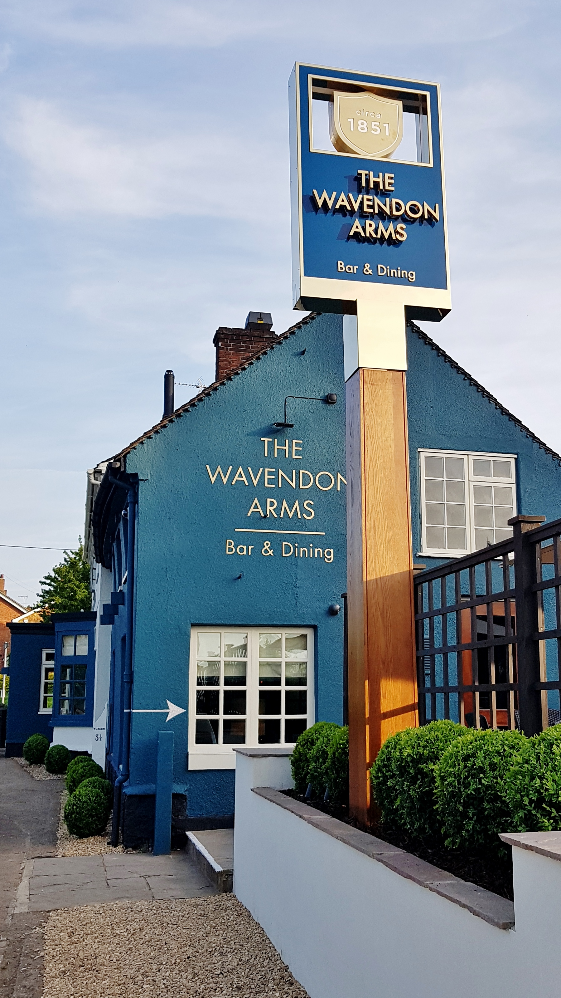 Review: The Wavendon Arms, Milton Keynes