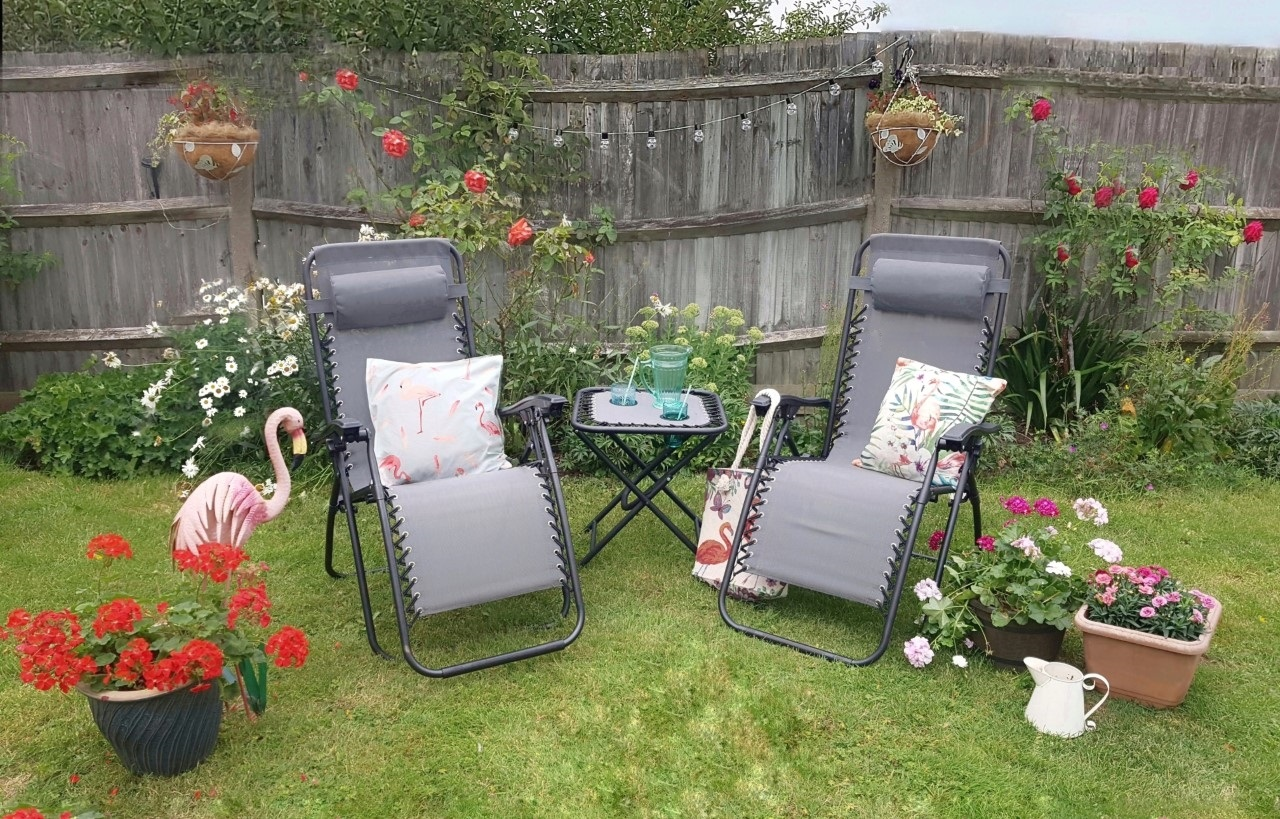 New Garden Furniture from TJ Hughes