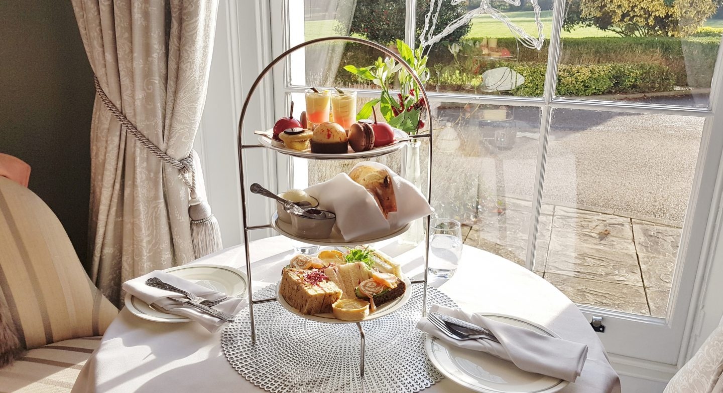 Festive Afternoon Tea at The Laura Ashley Tea Room, Burnham Beeches