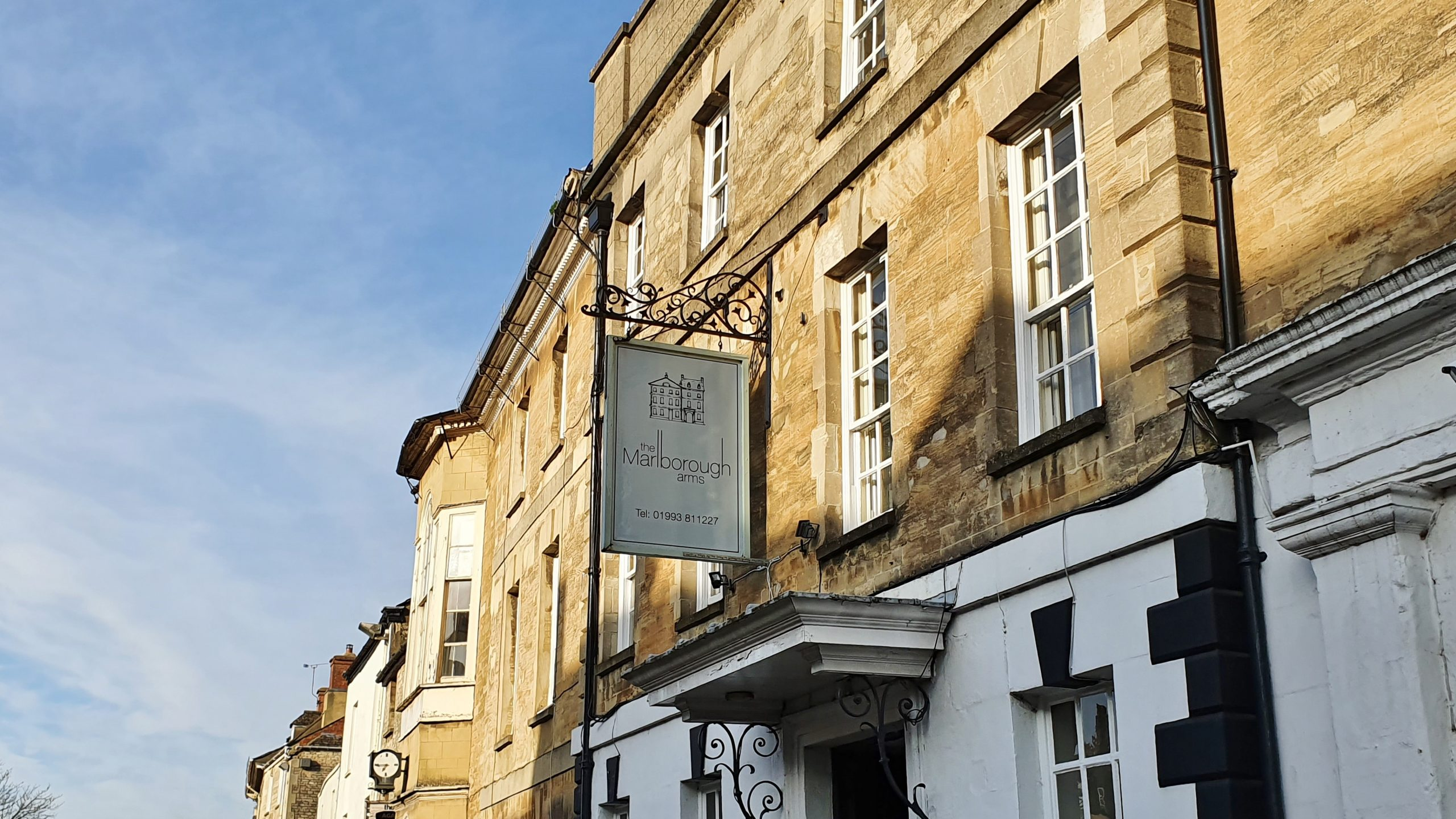 Travel: The Marlborough Arms Hotel, Woodstock