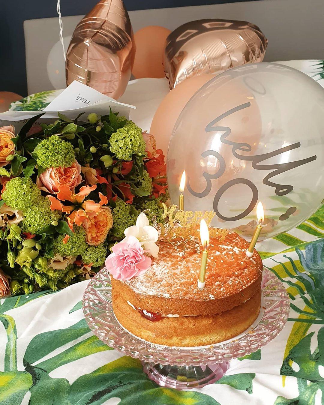 My 30th Birthday Celebrations
